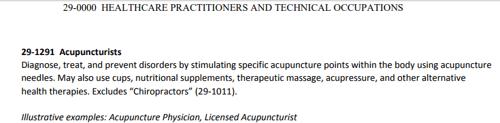 ONET-acupuncture-description