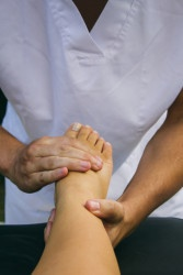 Treating disease with medical massage
