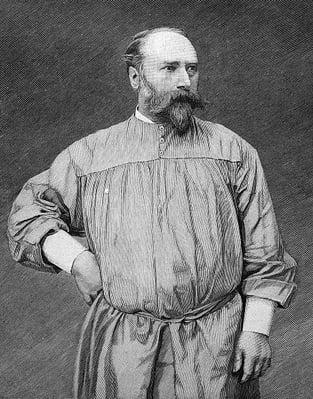 Johann-Georg-Mezger-Masaje