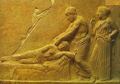 Ancient Greek-Massage Therapy