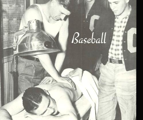 Baseball Sports Massage