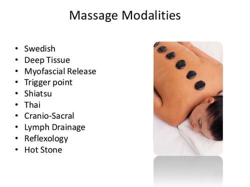 massage-modalities