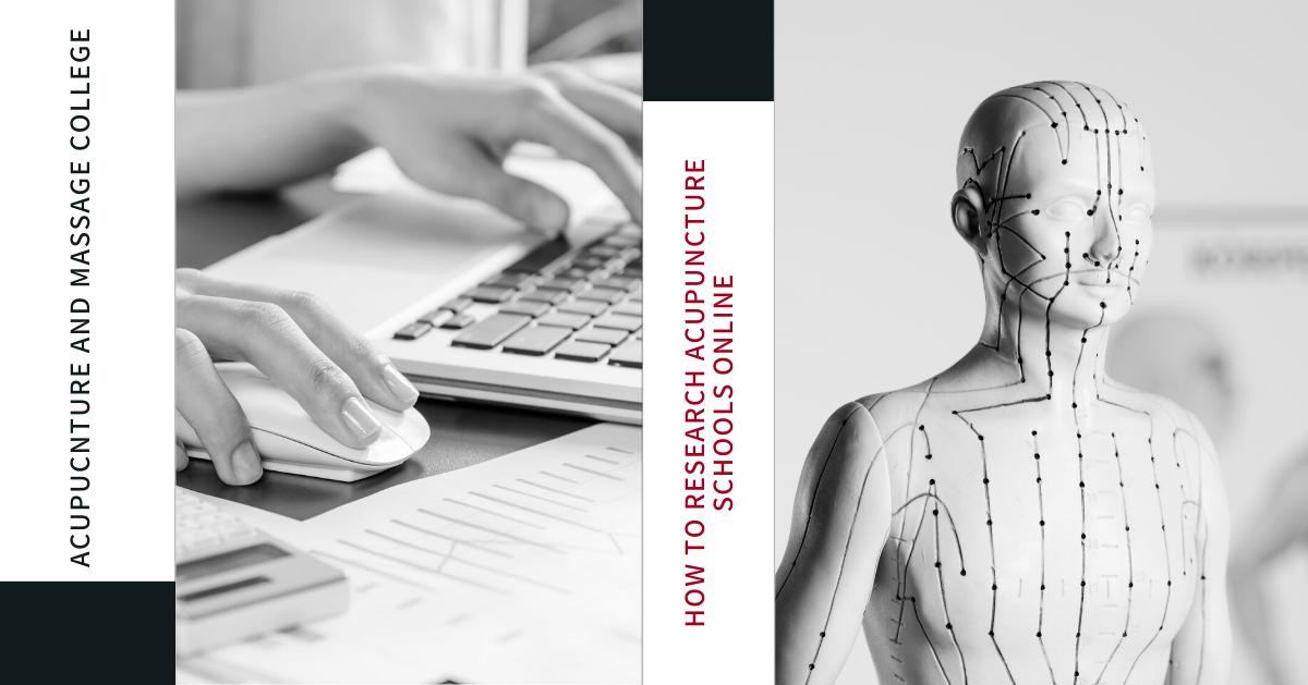 Como pesquisar on-line escolas de acupuntura 1
