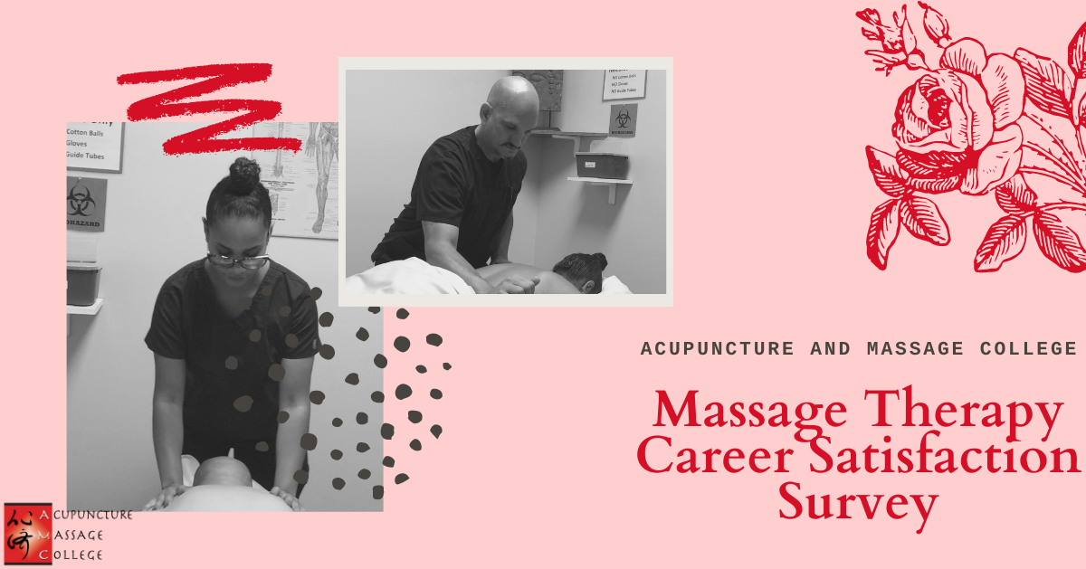 Massage Therapy Career Satisfaction Survey